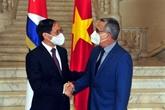 Activités du ministre vietnamien des AE en marge de la 76e Assemblée générale de l'ONU