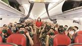 Appui logistique de taille de Vietjet Air à la lutte anti-COVID