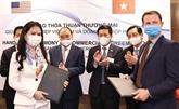 T&T Group et ses partenaires américains signent des mémorandums de coopération