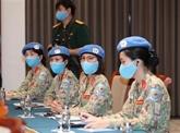 Favoriser la participation des femmes aux questions de paix et de sécurité mondiales