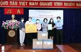 Hô Chi Minh-Ville reçoit 4 millions de kits de test
