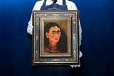 Sotheby's vise un record d'enchères avec un autoportrait de Frida Kahlo