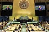 Le président Nguyên Xuân Phuc au Sommet sur la pandémie mondiale