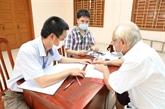 COVID-19 : aide sociale aux personnes et foyers en difficulté à Hanoï