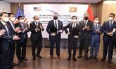 L'américain Quantum s'engage à contribuer au processus de développement du Vietnam