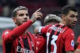 Italie : première victoire pour la Juve, l'AC Milan rejoint l'Inter en tête