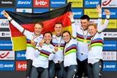Cyclisme : l'Allemagne championne du monde du relais mixte contre-la-montre