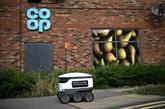 Au Royaume-Uni, les robots livreurs se multiplient avec la pandémie