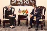 La diplomatie vietnamienne active à New York et à la 14e réunion du G3