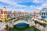 Le plan d'accueil des visiteurs étrangers à Phu Quôc reste inchangé
