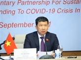 CLV : 8econférence des Commissions des affaires étrangères des trois AN
