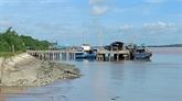 Pêche illicite : Bên Tre installe des système de surveillance des bateaux