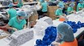 Les exportations de masques médicaux repartent à la hausse