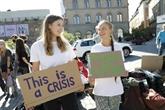 Allemagne : à 48 heures du scrutin, Greta Thunberg à Berlin pour mobiliser sur le climat