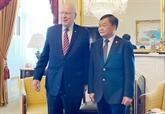 Le Vietnam et les États-Unis coopèrent dans le traitement des conséquences de la guerre