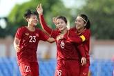 Éliminatoires de la Coupe d'Asie féminine 2022 : large victoire du Vietnam contre les Maldives