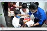 Don de moyens d'apprentissage en ligne pour les élèves