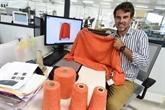 À Saint-Malo, on produit des pulls en 3D