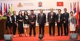 Création du groupe d'amis du Centre régional d'action contre les mines de l'ASEAN