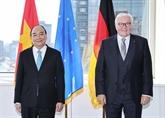 Promouvoir le partenariat stratégique efficace Vietnam - Allemagne