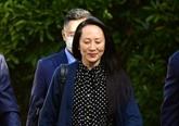 Fin d'une saga : la dirigeante de Huawei de retour en Chine