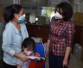 L'UNICEF fait l'éloge de la priorité du Vietnam aux orphelins du COVID-19