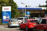 Royaume-Uni : les pénuries d'essence dues à des