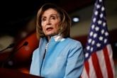 Nancy Pelosi confiante sur l'approbation du plan massif d'infrastructures