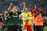 Ligue 1 : Lens grille l'OM et son invincibilité, Metz sort de la zone rouge