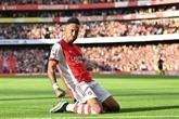 Angleterre : Arsenal enfonce Tottenham à la dérive
