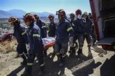 Grèce : un mort et 11 blessés dans un séisme en Crète
