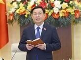 COVID-19 : le président de l'Assemblée nationale exhorte à trouver le juste équilibre