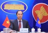 Le Groupe de travail du Conseil de coordination de l'ASEAN tient sa 7e réunion
