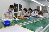 Bac Ninh décaisse plus de 150 milliards de dôngs pour développer l'industrie auxiliaire