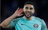 Angleterre : neutralisé à Crystal Palace, Brighton rate la tête