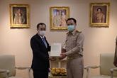 Vietnam et Thaïlande renforcent leur coopération dans le domaine de la santé