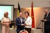 Des golfeurs en Belgique au soutien des victimes vietnamiennes de la dioxine