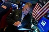 Wall Street termine sur un sévère repli face à une montée des taux