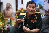 Le Héros Pham Tuân, le premier cosmonaute vietnamien, inspire les étudiants du spatial