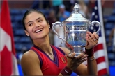 Tennis : Emma Raducanu, lauréate de l'US Open, invitée à Indian Wells