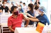 COVID-19 : le ministère de la Santé demande aux localités d'accélérer la vaccination
