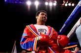 Philippines : le célèbre boxeur Manny Pacquiao met fin à sa carrière