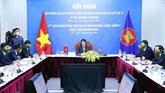 L'ASEAN renforce sa coopération face à la criminalité transnationale