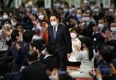 Le modéré Fumio Kishida élu à la tête du parti au pouvoir et prochain Premier ministre