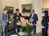 Les députés français s'informent de la situation du Vietnam pour renforcer les relations bilatérales
