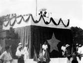 La Déclaration d'indépendance toujours d'une grande actualité, 76 ans après