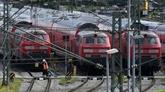 Allemagne : la grève des trains se poursuit, un recours de la Deutsche Bahn rejeté