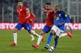 Mondial-2022/Qualifs : le Brésil s'impose au Chili dans la douleur