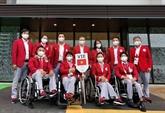Jeux paralympiques de Tokyo 2020 : la performance du Vietnam est plus élevée que prévue