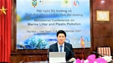 Le Vietnam copréside une conférence sur la pollution plastique et les déchets marins à Genève